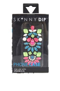 **Alien iPhone 5 Case by Skinnydip #iphone #tech #bling #skinnydiplondon