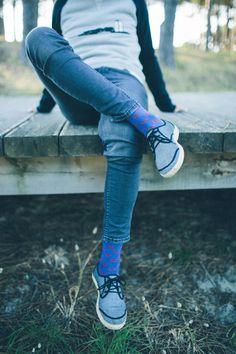 Inspiración - SomosOcéano. Moda Norte Salitre. Galifornia Calcetines originales. Original socks Socklover
