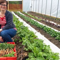 5 Harvesting Tips To Make Your Produce Last - Hobby Farms Female Farmer, Farm Business, Hobby Farms, Grow Your Own Food, Homesteading, Outdoor Structures, Make It Yourself, Farming, Outdoor Decor