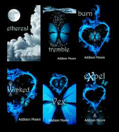 Celestra Series -- kisses, curses, good & evil, plots, plans, & the untimely death of angels -- loved it