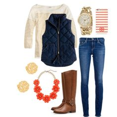 """cozy :)"" by the-southern-prep on Polyvore"