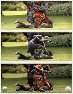 ELYSIUM VFX Breakdown