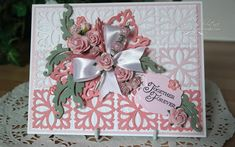 Tuesday Tutorial - Damask Accents