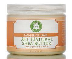 Tangerine Lime Shea Butter