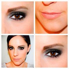 Maquillaje ahumado dramático inspirado en Kim Kardashian  http://youtu.be/EnX3ommW1sk Dramatic smokey eye inspired in Kim Kardashian  http://youtu.be/TgTolP_-7aQ
