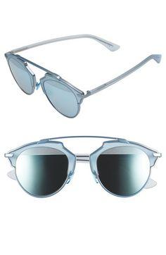 'So Real' 48mm Sunglasses