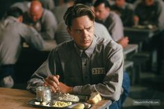 A gallery of 76 The Shawshank Redemption publicity stills and other photos. Featuring Tim Robbins, Morgan Freeman, Frank Darabont, James Whitmore and others. Prison, James Whitmore, 1990s Films, Tim Robbins, Movie Archive, The Shawshank Redemption, Movie Shots, Cartoon Memes, Political Cartoons