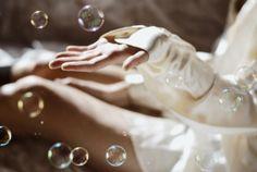 love soap bubbles!