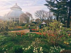 From our friends at Fordham  @fordhamuniversity - Summer at Fordham  If you're on campus take a stroll at the New York Botanical Garden our neighbor across the street. Photo via @fordhamadmissions @nybg #fordham #NewYorkIsMyCampus #goviewyou
