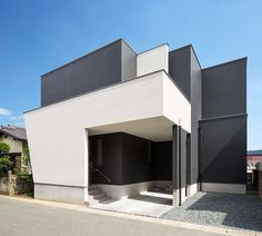H-house-H by Masahiko Sato | HomeAdore :)