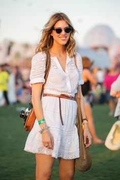 Coachella Street Style Fashion Pictures 2013