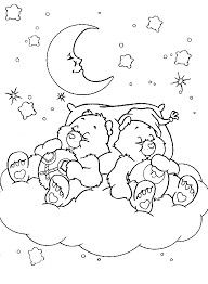 ~~pinned from site directly~~ . Care Bears - 999 Coloring Pages Bear Coloring Pages, Coloring Pages For Girls, Cartoon Coloring Pages, Disney Coloring Pages, Printable Coloring Pages, Coloring For Kids, Coloring Sheets, Coloring Books, Care Bears