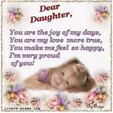 Image result for my daughter trust loyal and loving poem from daddy