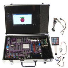 RPiKit - A maleta de prototipagem do 007.