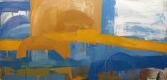 "Saatchi Art Artist Chris Engel; Painting, ""Canyon"" #art"