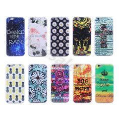 Luxury Ultra Thin 0.6mm TPU Silicone Soft Rubber Case Cover For Multi Cellphones #UnbrandedGeneric #ColorfulCoolStylishClassical
