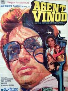 Agent Vinod (original) 1977. without suspense, its a drag movie. a surprise bollywood hit.