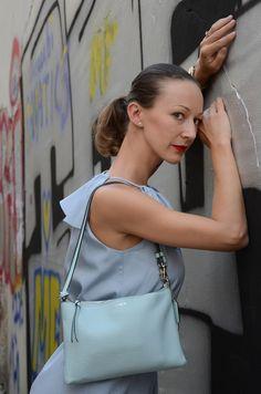 ReNika: Coach bag (Photo by Jitka Grundová) Coach Bags, Blog, Hoop Earrings, Handbags, Fashion, Totes, Moda, La Mode, Blogging
