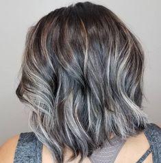 Haircuts For Medium Hair, Bob Hairstyles For Thick, Haircut For Thick Hair, Medium Hair Cuts, Loose Hairstyles, Choppy Haircuts, Thin Hair, Thick Hair Styles Medium, Short Hair Styles