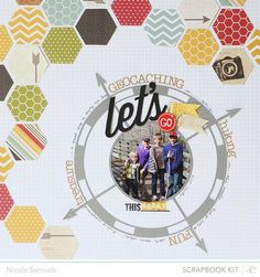 Let's Go *Studio Calico May Kit*