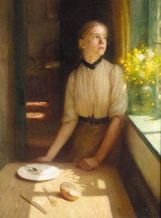Imprisoned Spring, Arthur Hacker