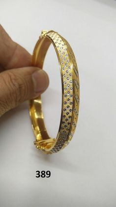 PREMRAJ SHANTILAL JAIN JEWELLERS Mens Gold Bracelets, Mens Gold Jewelry, Gold Jewellery Design, Gold Bangles, Bangle Bracelets, Baby Jewelry, Gold Necklaces, Amrapali Jewellery, Gents Bracelet