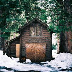 Lake Tahoe cabin  √