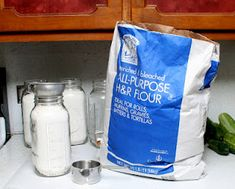 Dry Oven Canning--It saves money by purchasing in bulk then dry canning it in the oven in jars.