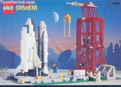 Shuttle Launch Pad Free Instruction Page 1
