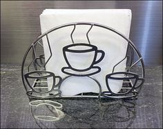 Don't just stand any old coffer pot and paper cups and hope to have interpreted well by customers as In-Store Coffee Hospitality in Retail. Coffee Cup Holder, Coffee Cups, Cup Holders, Retail Fixtures, Coffer, Napkins, Restaurant, Store, Decor