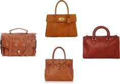 Love the top one!!  Big Brown Purse  The Hofreiters