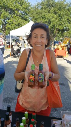 SUNDAY MORNING!  Hottest #ghostpepperZ customers at The Gardens GreenMarket  www.ghostpepperZ.com  #pepperjelly #pepperlove #jelly #spicedjelly #food #foodie #spicylife #spicyfood #chilipeppers #chilihead #freshfromflorida #fromflorida #loveFL #florida #marketlyf #shoplocal #buylocal #shopsmall #hotsauce #hotsauces #palmbeachgardens #thegardens #supportlocal #thepalmbeaches #southflorida #gardensgreenmarket #ghostpepper #saucy #SundayMorning