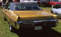 1972 Plymouth Gran Fury Coupe