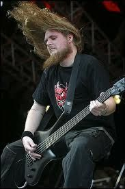 meshuggah - best bassist ever!