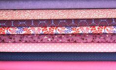 fat quarter bundle berry patchmisc by freshsqueezedfabrics on Etsy, $19.25  #freshsqueezedfabrics #pinittowinit