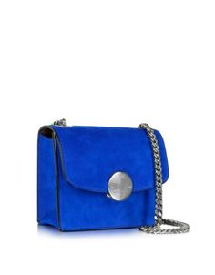 Trouble by Marc Jacobs, a Mini Electric Blue Shoulder Bag @Forzieri - Anything Blue