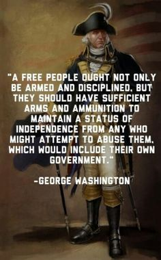 Indeed! #Nerd #Quote #History #Guns #Freedom #ForAmerica