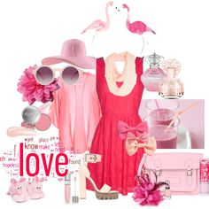 """Valentine's day"" by hopiness on Polyvore"