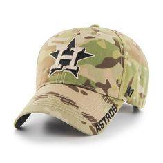 Camo Adjustable Houston Astros Myers MVP Hat Astros Hat 7b2a03ead63e