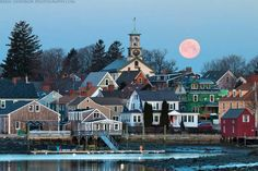 Portsmouth NH - I absolutely miss living in New England.