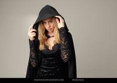 Alvira - Witch Portrait Stock5 by faestock on DeviantArt