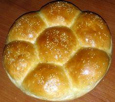 Albanian Recipes, Bosnian Recipes, Croatian Recipes, Bosnian Food, Bread Recipes, Baking Recipes, Kiflice Recipe, Bread Dough Recipe, Kolaci I Torte