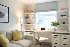 multi purpose office and guest room /sitting room