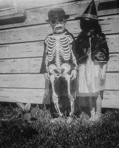 Vintage Costumes...