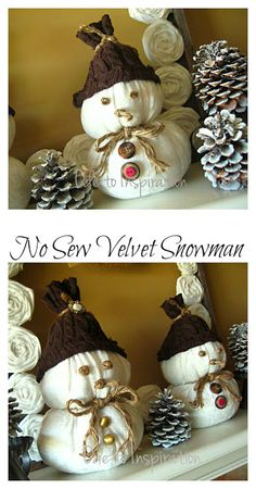 I gotta try this next Christmas.  So easy and so many different ways to decorate it.