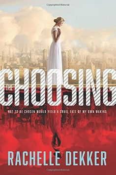 Rachelle Dekker is my guest next week and the author of The Choosing! I'm looking for. Few Good Woman to discuss the central theme of this book..maybe this will help..Have you ever given your self worth over to someone else to decide if you are of Value or Not?