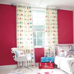 Products | Harlequin - Designer Fabrics and Wallpapers | Go Go Retro (HWO03232) | What a Hoot Fabrics