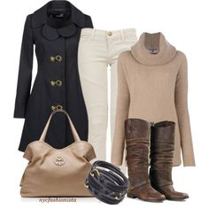 Simple Fall Style, created by nycfashionista on Polyvore