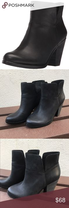 Vince Camuto Helyn boots Vince Camuto black helyn ankle boot new no box Vince Camuto Shoes Ankle Boots & Booties