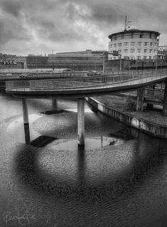 Stockholm City, Stockholm Sweden, Gothenburg, Dark Skies, Cloudy Day, Monochrome Photography, Capital City, Rainy Days, Old Town